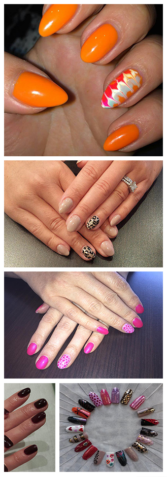 nails beauty salon woodford